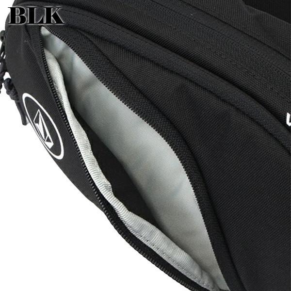 ボルコム ボディバック 人気 ブランド メンズ ウエストポーチ ワンショルダー 斜めがけ 黒 ブラック サイズ調整可 20代 30代 40代 プレゼント VOLCOM  D6511650|beachdays|12