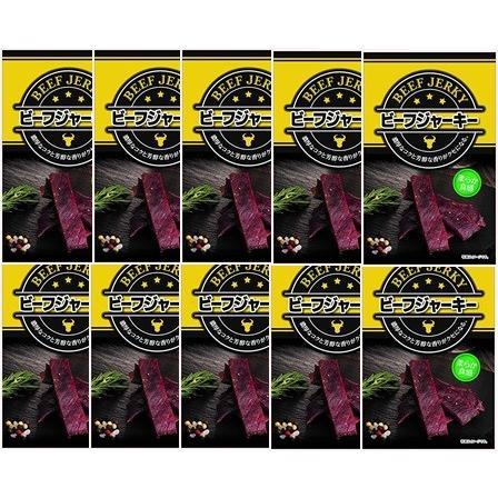 サラミ家 ビーフジャーキー 12g×10袋 beads-store 02