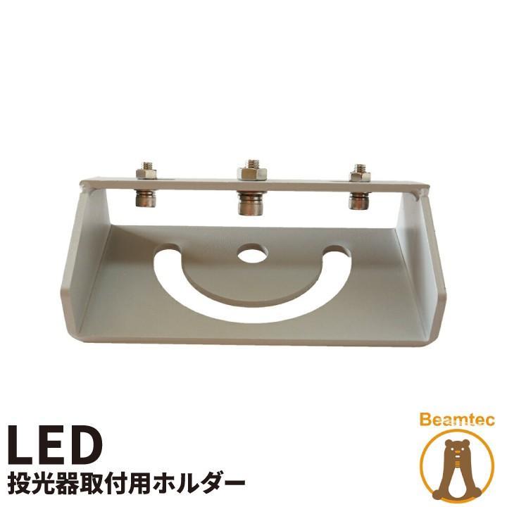 投光器 投光器取付用ホルダー マウント ホルダー 架台 投光器 舞台照明 照明用 LEPANGLE-GLAY ビームテック|beamtec-forbusiness