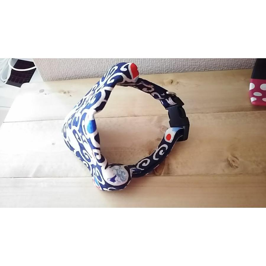 【オプション】バンダナを追加  犬用首輪|beans-factory|05