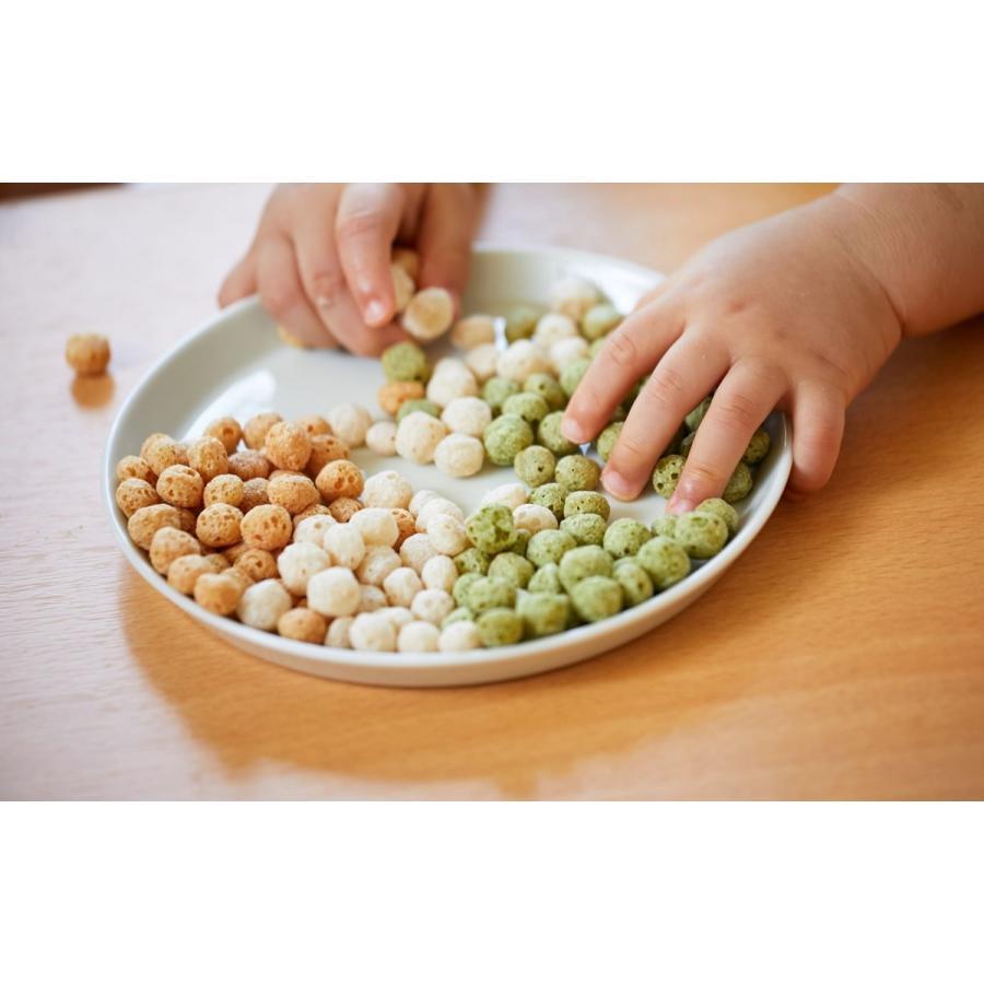 【売り切れのため現在製造中】子供用 無添加 パフ お菓子 化学農薬不使用 砂糖や食塩不使用 Orgente パフ 全種類 ギフト袋に30袋入り|beans-japan|06