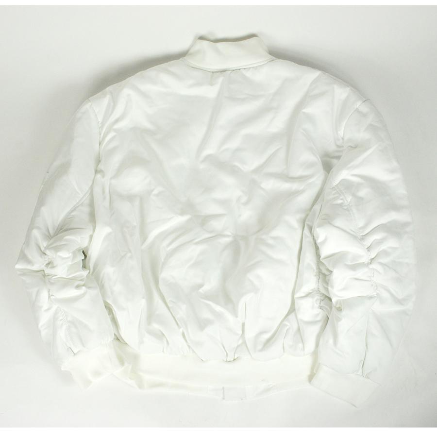 メンズ ビッグシルエット MA-1 エムエーワン 中綿 ブルゾン ミリタリー ジャケット 冬物 冬服 防寒 保温|beatjive801|15
