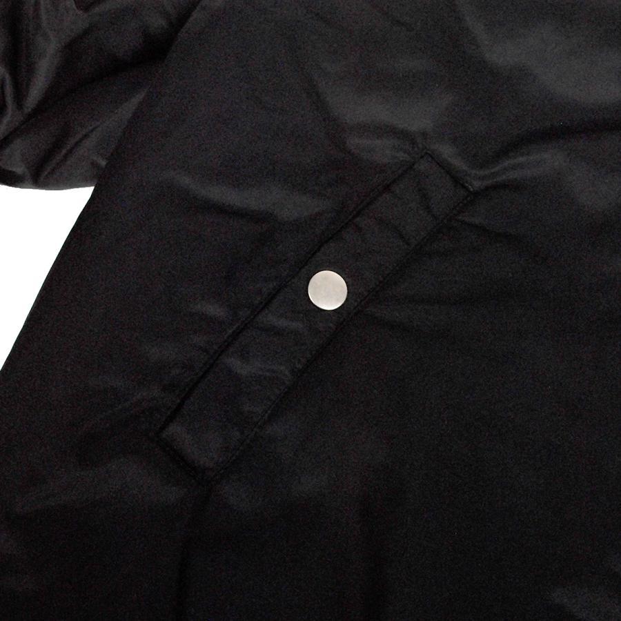 メンズ ビッグシルエット MA-1 エムエーワン 中綿 ブルゾン ミリタリー ジャケット 冬物 冬服 防寒 保温|beatjive801|09