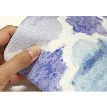 チェアパッド もちもちクッション 直径35cm PVC MATERIAL ラウンド型 抗菌 防臭 防カビ 防炎 撥水 はっ水 塩化ビニル樹脂 チェアーラグ ネコ beau-p 06