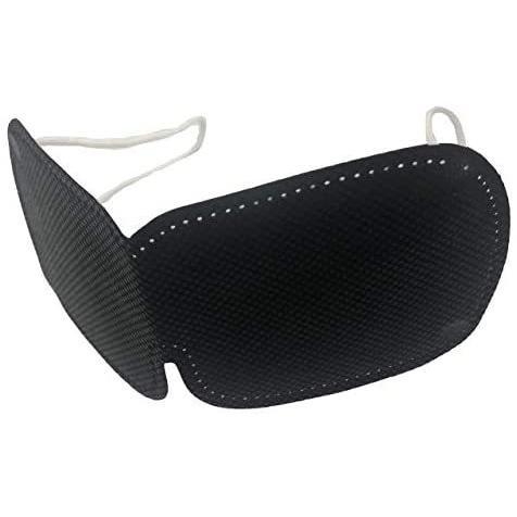 不織布 アイマスク 4枚入り 使い捨て ブラック 目元マッサージャーカバー対応 WorldLI Home Product|beau-peuple