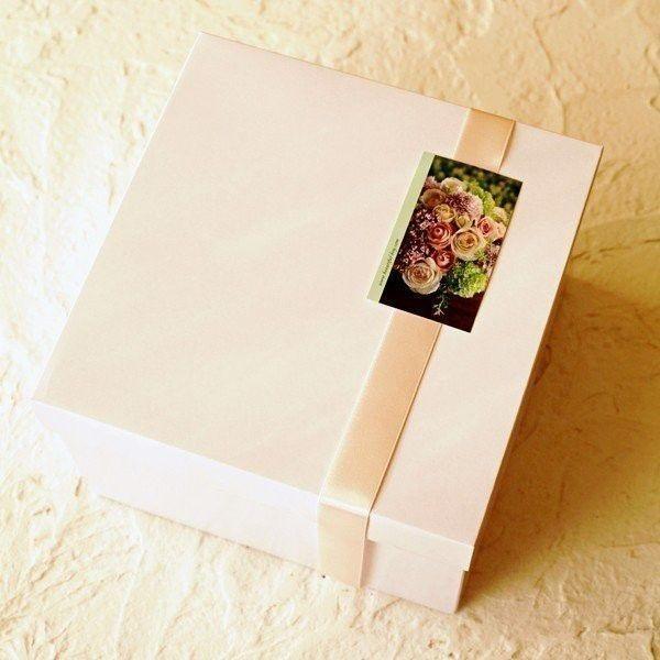 母の日 花 ギフト プレゼント 誕生日 フラワー フラワーケーキ 生花 ピンク アレンジメント ボックスフラワー お祝い お見舞い 画像 花を贈る b-p beautiful-boy 07