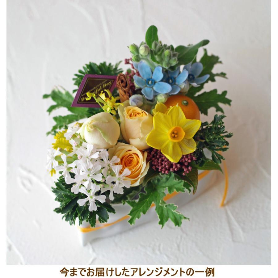 花 ギフト プレゼント 誕生日 花を贈る 画像 フラワーアレンジメント お祝い お見舞い 記念日 出産祝い 送料無料 おしゃれ sh+|beautiful-boy|02
