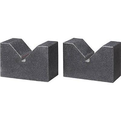 TSUBACO 石製Vブロック75X50X35 TV7550