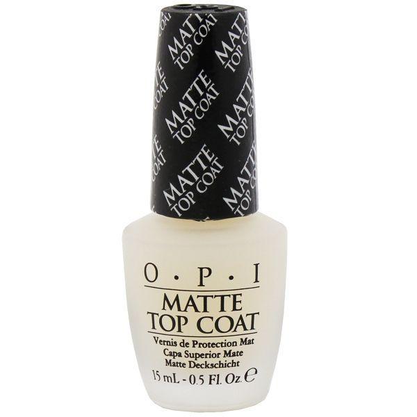 オーピーアイ O・P・I マットトップコート 15ml 化粧品 コスメ MATTE TOP COAT|beautyfactory