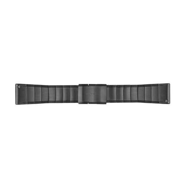 ガーミン GARMIN QuickFitバンド 26mm ベルト交換キット [カラー:グレーステンレススティール] #010-12517-13