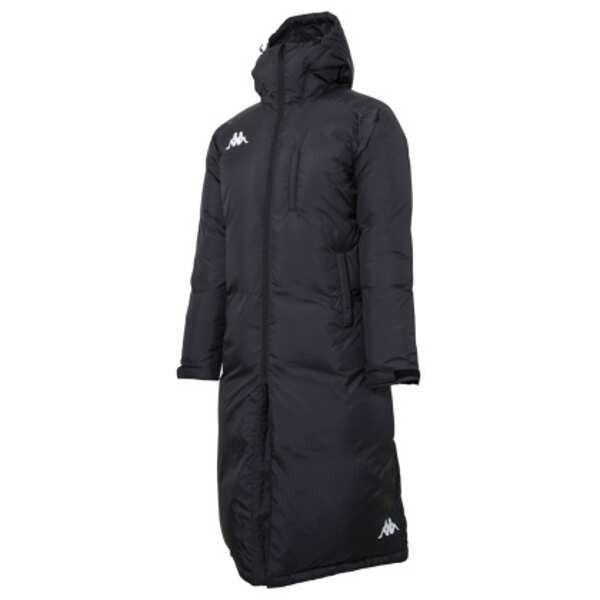 カッパ KAPPA ULTIMATE ウォーマーロングダウンジャケット [サイズ:L] [カラー:ブラック] #KF852OT11-BK