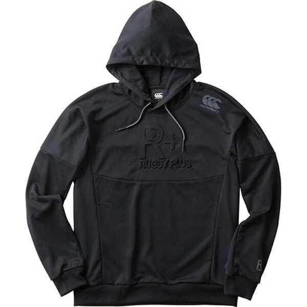 カンタベリー CANTERBURY トレーニング スウェット フーディー(メンズ) [サイズ:L] [カラー:ブラック] #RP48531-19 TRAINING SWEAT HOODY