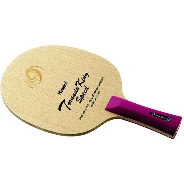 ニッタク NITTAKU トルネードKスピード FL 卓球ラケット #NC-0409