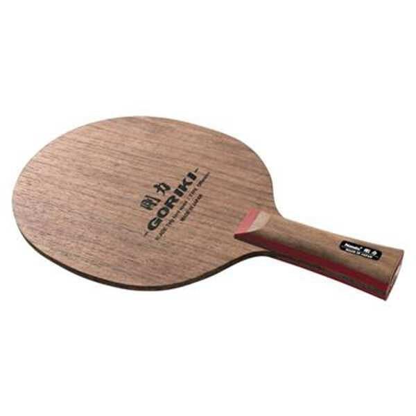 ニッタク NITTAKU 剛力 FL(フレア) 卓球ラケット #NE-6115 GORIKI FL