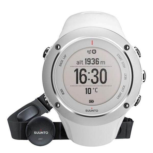 新品 スント SUUNTO AMBIT2 S HR WHITE(アンビット2 S HR・ホワイト) 日本正規品(限定カラー) GPSスポーツウォッチ #SS020552000, バカラ名入れ フローレンス芦屋 29b3a7d3