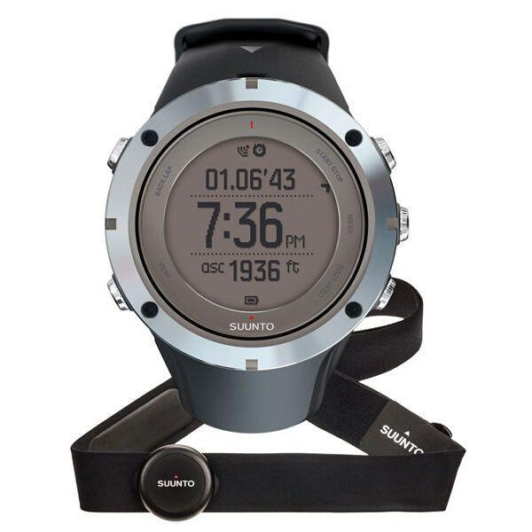 スント SUUNTO AMBIT3 PEAK HR SAPPHIRE(アンビット3ピーク HR サファイヤ) 日本正規品 GPSスポーツウォッチ #SS020673000
