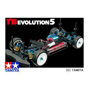 タミヤ TAMIYA 1/10 電動RCカー TBエボリューション5