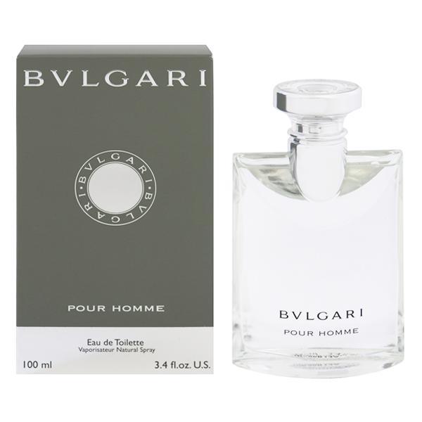 ブルガリ プールオム オーデトワレ スプレータイプ 100ml BVLGARI 香水 BVLGARI POUR HOMME|beautyfive