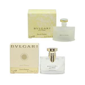 ブルガリ プールファム ミニ香水 (箱なし) オーデパルファム ボトルタイプ 5ml BVLGARI 香水 BVLGARI POUR FEMME|beautyfive