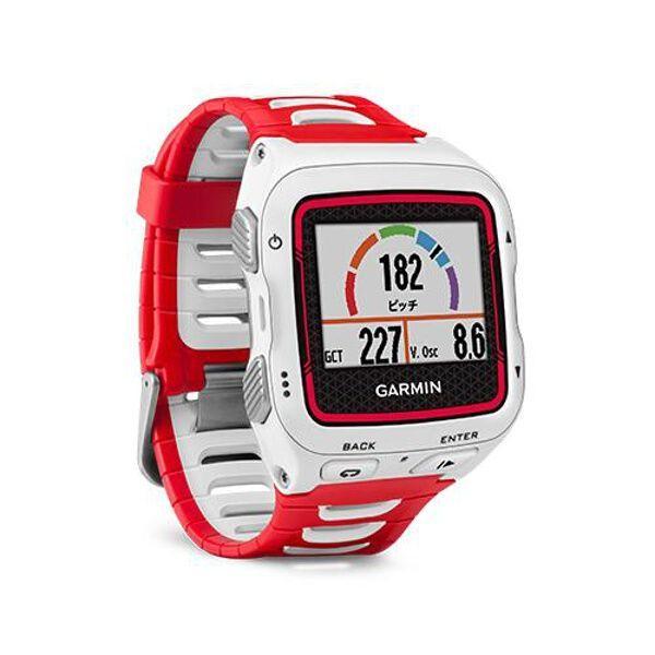 ガーミン フォアアスリート920XTJ 日本語正規版 GPSマルチスポーツウォッチ [カラー:ホワイトレッド] #117433 GARMIN
