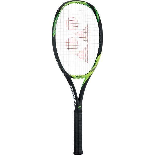 新作人気モデル ヨネックス 硬式テニスラケット Eゾーン100(ガットなし) [サイズ:G1] [カラー:ライムグリーン] #17EZ100-008 YONEX EZONE100, ファッションデザイナー e46ffab3
