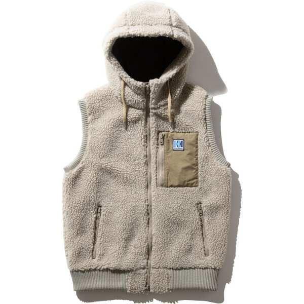 ヘリーハンセン ファイバーパイルサーモベスト(メンズ) [サイズ:XL] [カラー:オートミール] #HOE51966-OM HELLY HANSEN FIBERPILE THERMO Vest