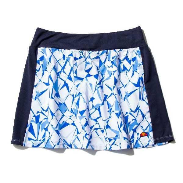 エレッセ ツアープラススカート(P) [サイズ:S] [カラー:ブループリント] #EW29311P-BP ELLESSE Tour Plus Skirt(P)