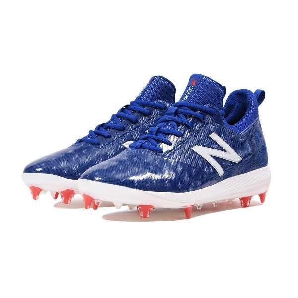 ニューバランス COMPOSITE 野球スパイク [サイズ:27.5cm(D)] [カラー:ブルー] #COMPTB1 NEW BALANCE
