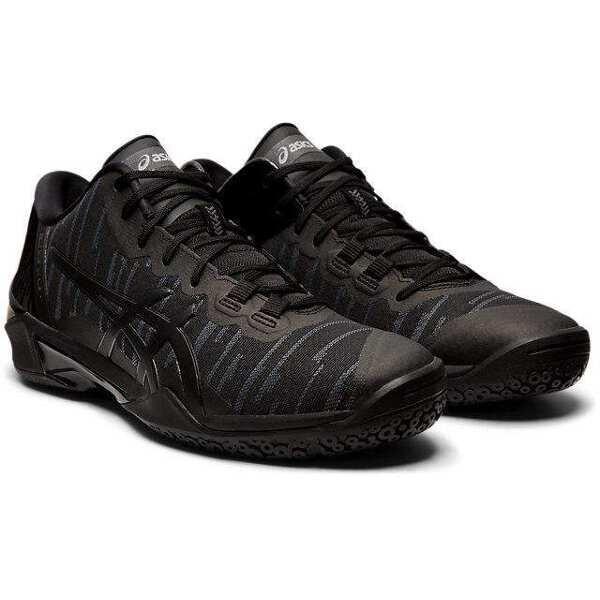 アシックス ゲルバースト 23 ロー バスケットボールシューズ [サイズ:28.0cm] [カラー:ブラック×ブラック] #1061A021-002 ASICS GELBURST 23 LOW