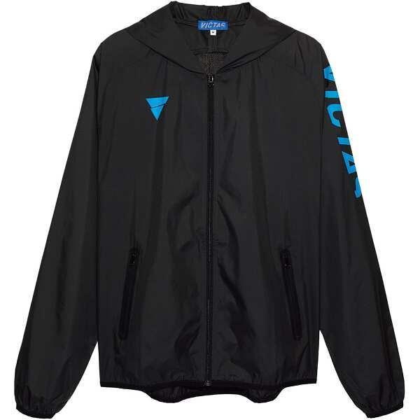 ヴィクタス V‐NBJ061 ウィンドブレーカージャケット [サイズ:L] [カラー:ブラック] #033157-0020 VICTAS