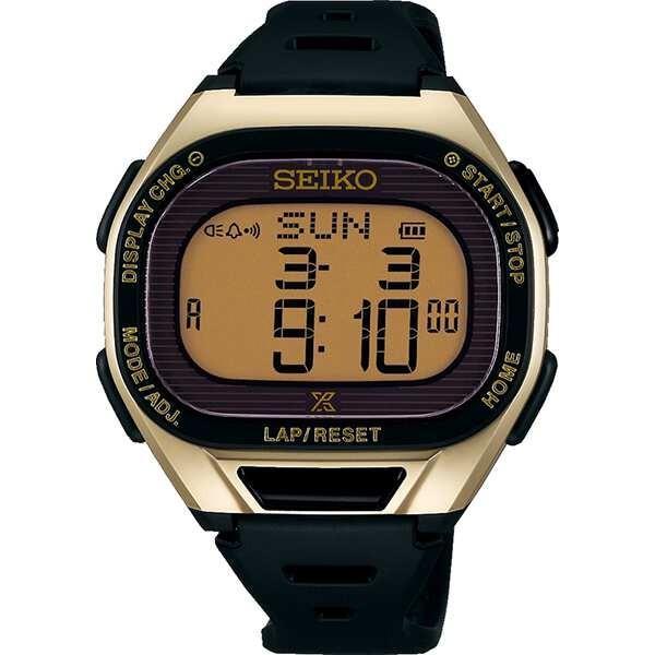 セイコー プロスペックス スーパーランナーズS690 東京マラソン2019限定モデル [カラー:ゴールド] #SBEF050 SEIKO