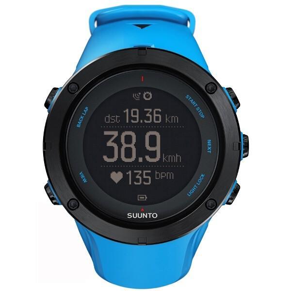 スント AMBIT3 PEAK SAPPHIRE 青(アンビット3 ピーク サファイアブルー) 日本正規品 GPSスポーツウォッチ #S022306000 SUUNTO