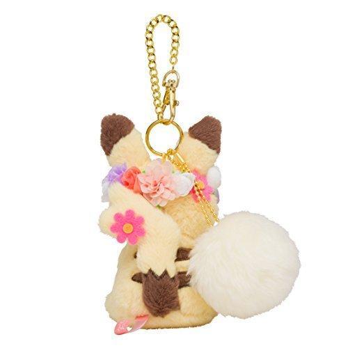 ポケモンセンターオリジナル チャーム付きマスコット ピカチュウ Pikachu&Eievui's Easter beautyh 02