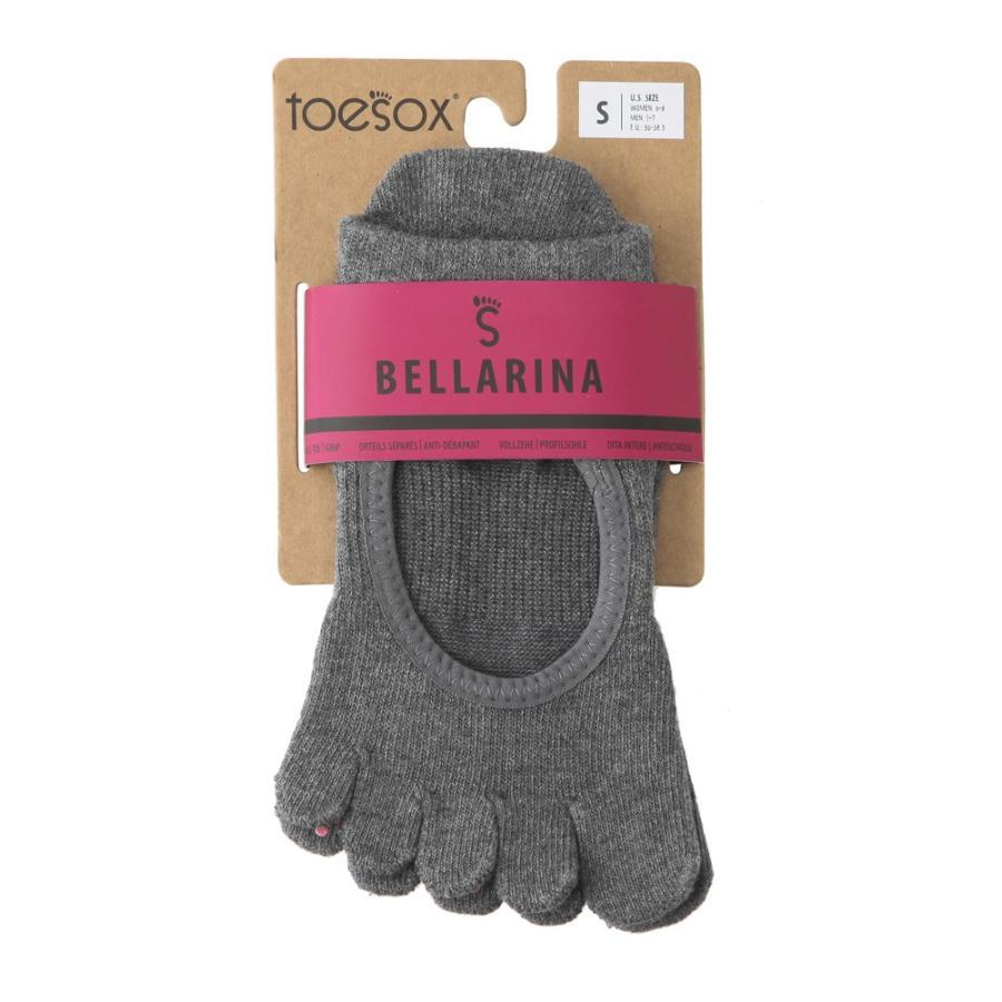 TOESOX  トゥーソックス Full Toe Bellarina Grip Socks フルトゥー バレリーナ グリップ ソックス 五本指靴下 メール便|beautyholic|03