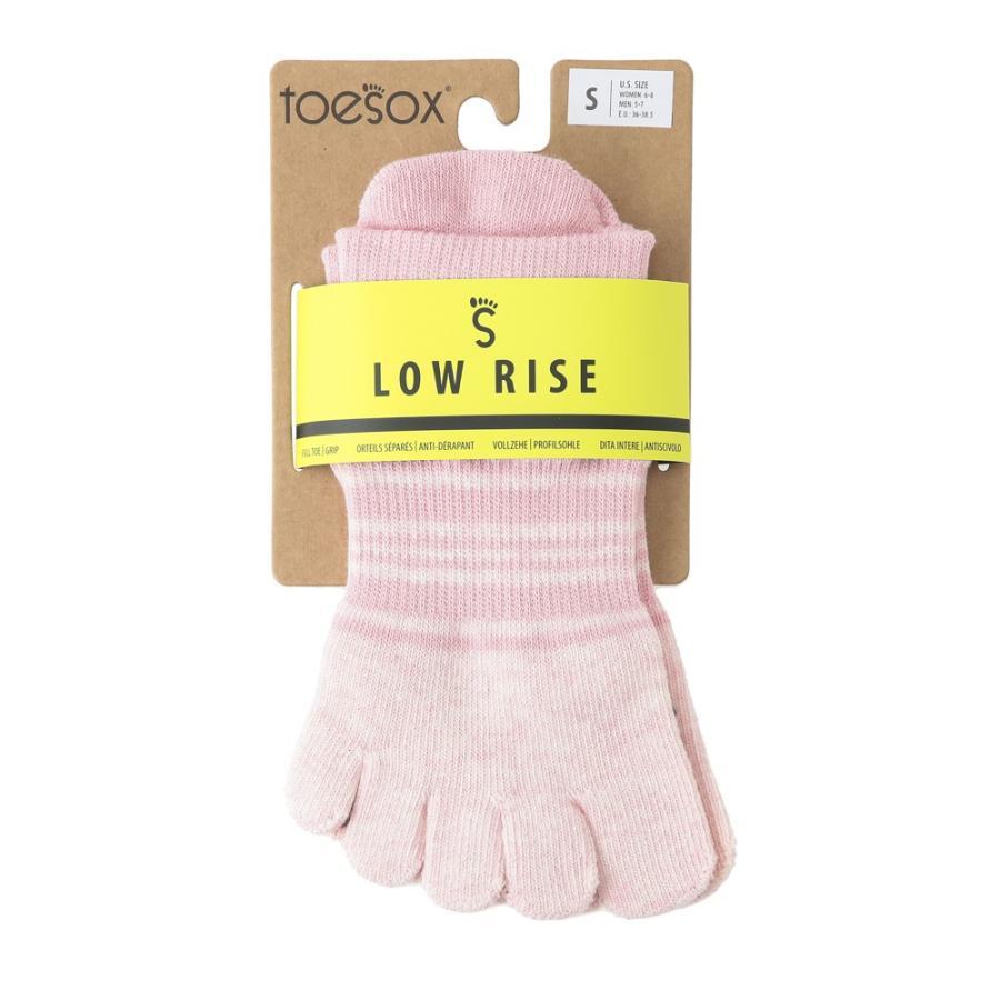 TOESOX  トゥーソックス Full Toe Low Rise Grip Socks  フルトゥーライズグリップグリップ ソックス 五本指靴下 メール便|beautyholic|03