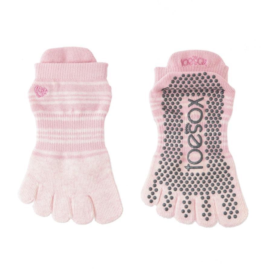 TOESOX  トゥーソックス Full Toe Low Rise Grip Socks  フルトゥーライズグリップグリップ ソックス 五本指靴下 メール便|beautyholic|04