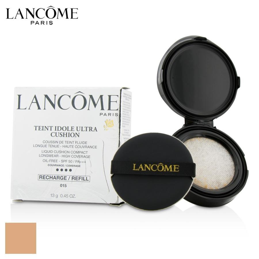 ランコム リキッドファンデーション Lancome タンイドル ウルトラ クッション リキッドクッションコンパクト SPF50 リフィル #015 Ivoire 13g|beautylover