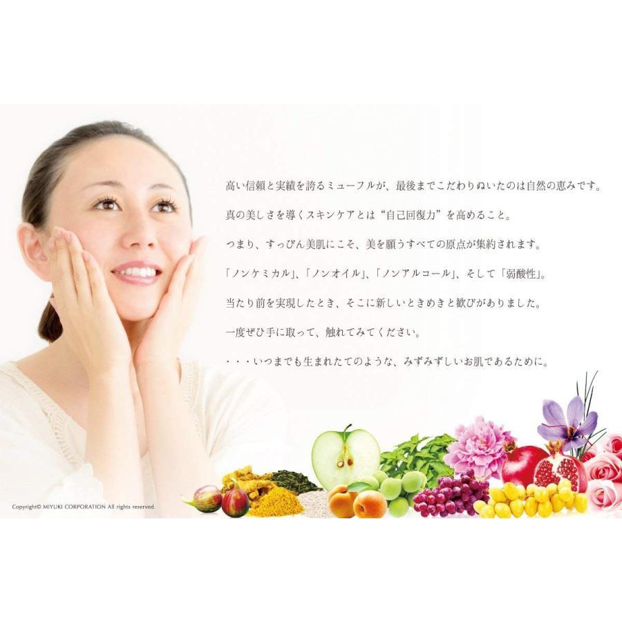 ミューフル 化粧品 ナチュラルクレンジングII PNクレンジング 250g 全成分天然由来 スキンケア 洗顔 myufull |beautyselect|03