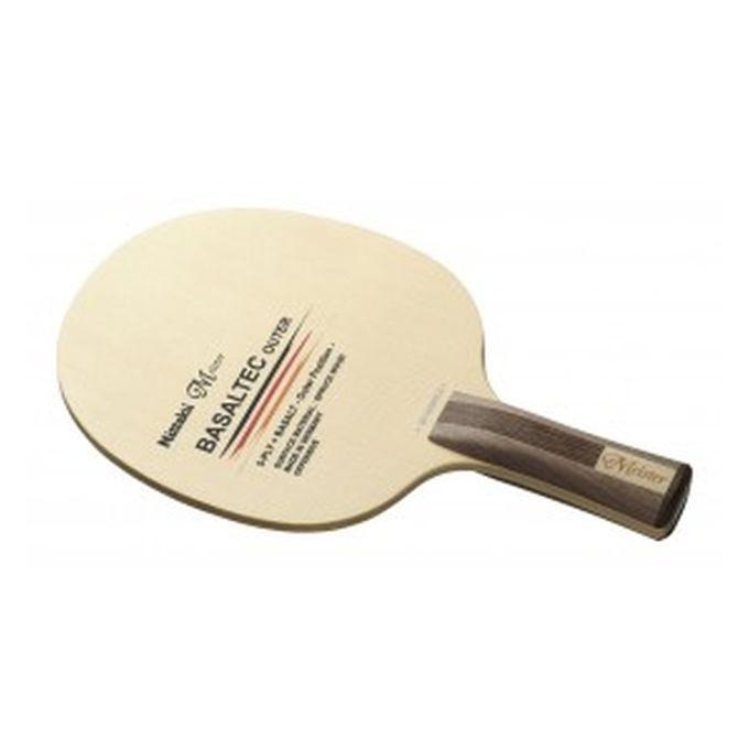 Nittaku ニッタク 日本卓球 ラケット NC0379 バサルテックアウター3D FL