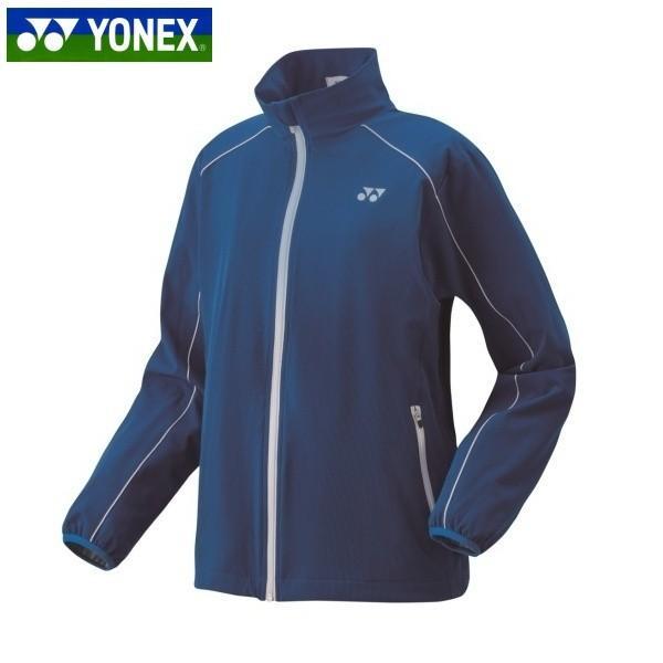 YONEX/ヨネックス 78052 テニス バドミントンウェア ウィメンズ ウィンドウォーマーシャツ506 インフィニットブルー