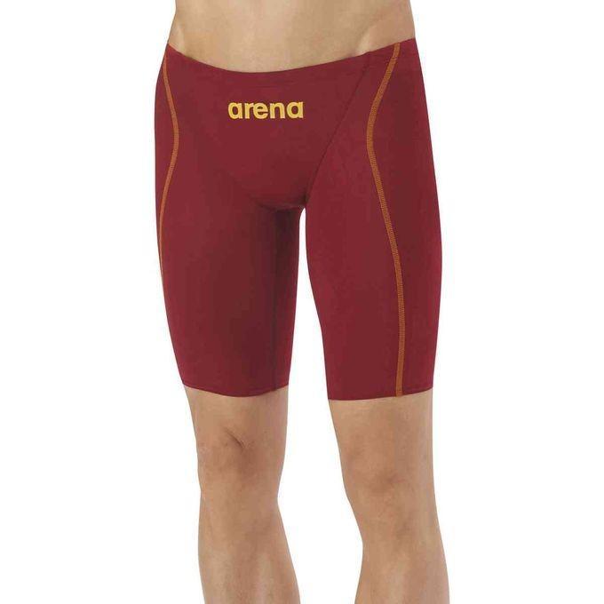 arena/アリーナ ARN-7022MJ スイム スイムウェア(ボーイズ) ジュニアハーフスパッツ Dレッド ARN-7022MJ