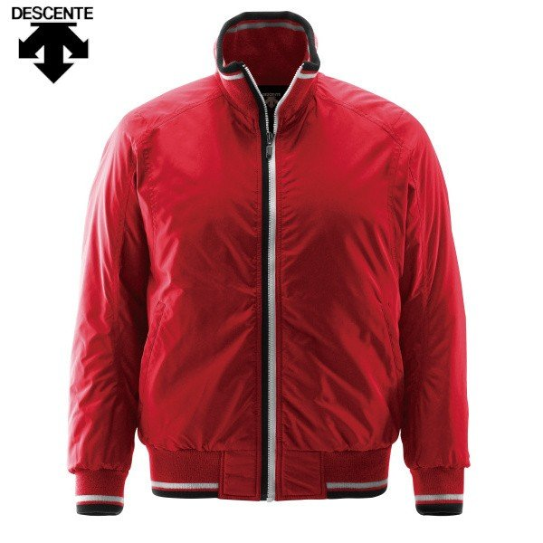 DESCENTE/デサント 野球 DR-216 赤 グランドコート