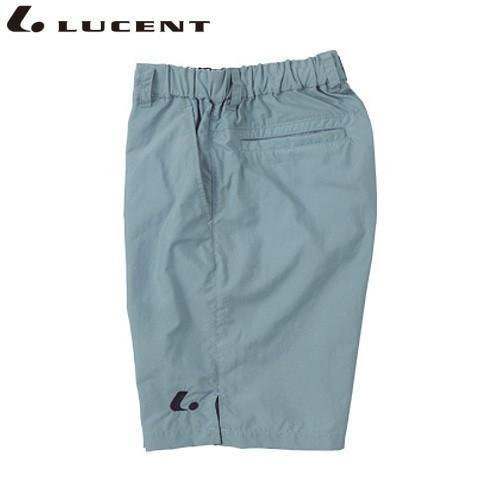 LUCENT/ルーセント XLS5497 テニス ウェア(メンズ・ユニ) Uni ハーフパンツ アイスブルー XLS5497