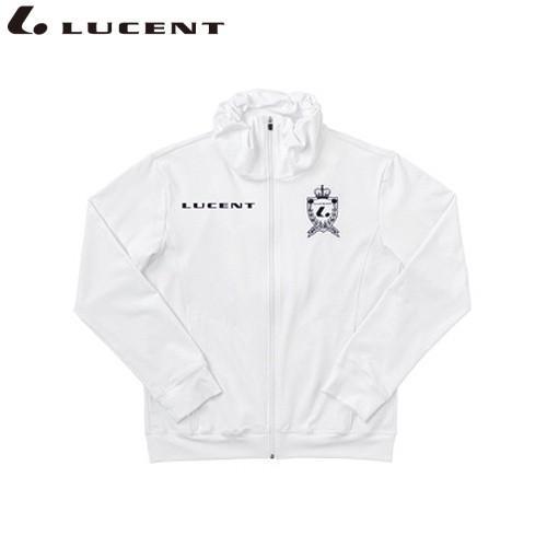 LUCENT/ルーセント XLW6330 テニス ウェア(レディース) Ladies ウィンドプラスウォーマーシャツ ホワイト XLW6330
