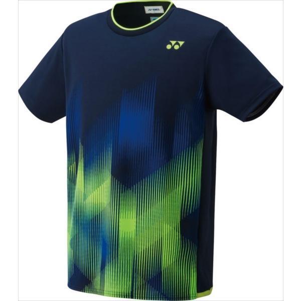 (代引不可)Yonex(ヨネックス) 10321-019 ゲームシャツ フィットスタイルユニセックス 10321 2019年