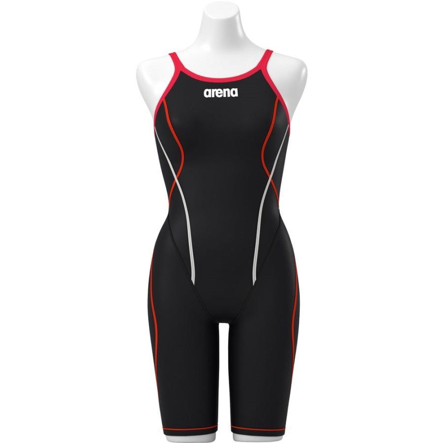 (代引不可) ARENA(アリーナ) SAR9100W-BKRD タフフライバックスパッツ スイム(水泳) SAR9100W