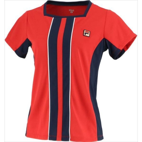 (代引不可)FILA(フィラ) VL1994-11 ゲームシャツ レディース VL1994 テニス