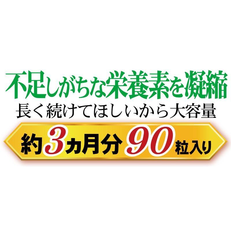 【送料無料】マルチビタミン サプリメント  ローヤルゼリー(約3ヵ月分/90粒入り)|beety|02