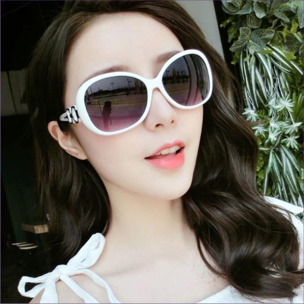 サングラス UV400 ケース付き かっこいい おしゃれ かわいい デート 女子会 旅行 買物 送料無料|befun|05