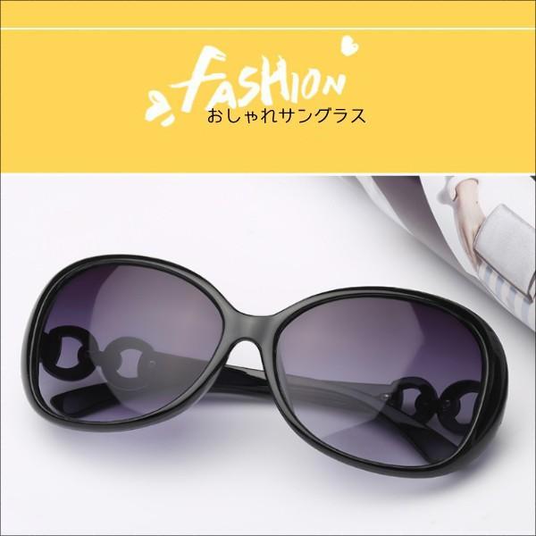 サングラス UV400 ケース付き かっこいい おしゃれ かわいい デート 女子会 旅行 買物 送料無料|befun|08